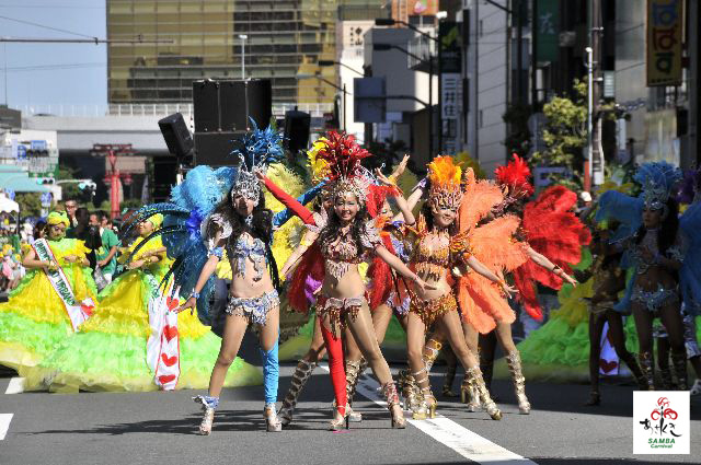 Samba carnival end of August.
