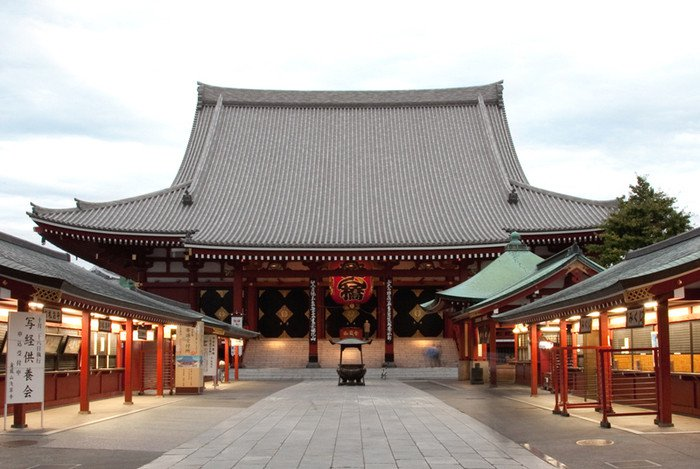 ■■ History of Asakusa Sensoji Temple ■■