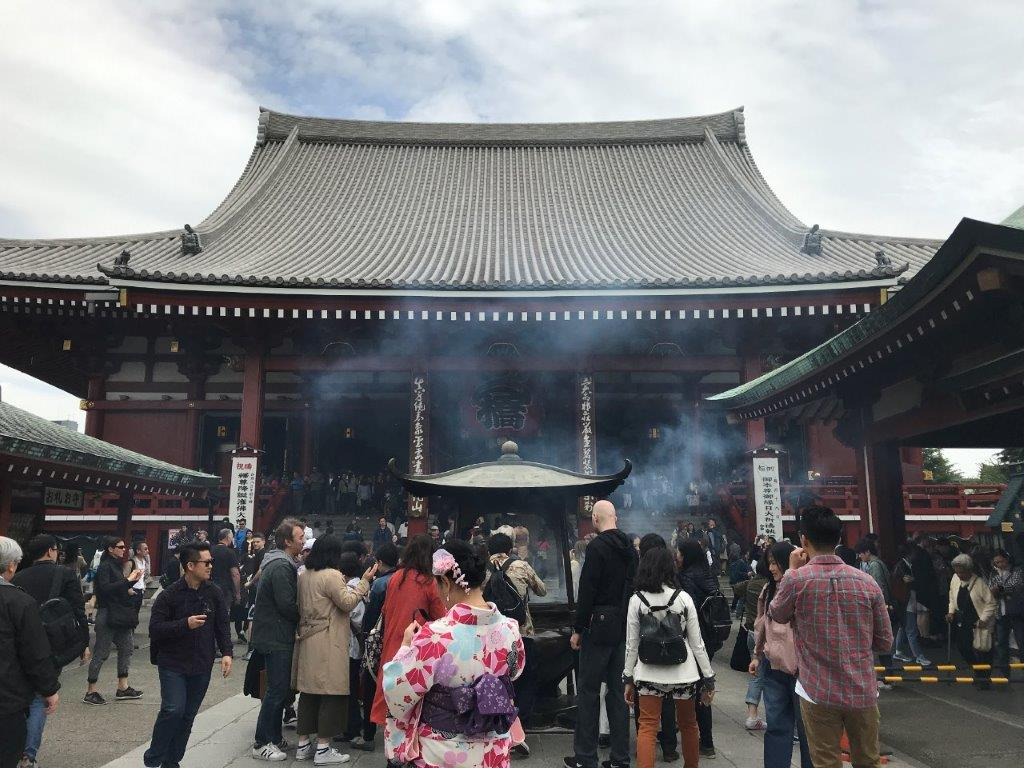 ■ History of Asakusa Sensoji Temple ■