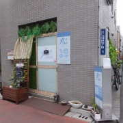 ■In the residential area of Asakusa