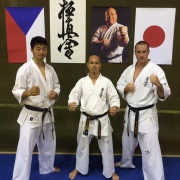 Karate Asakusa Dojo directly under the direct headquarters of Kyokushin Kaikan
