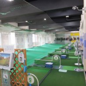 Asakusa A Golf Driving Range