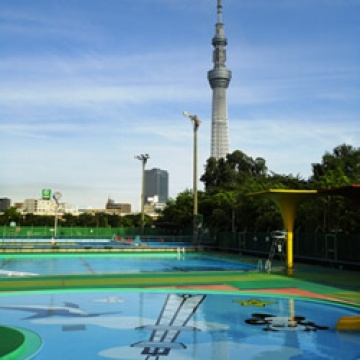 Taito Riverside Sports Center紹介画像